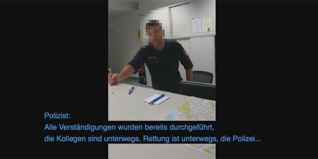 Karlsplatz: Schwere Vorwürfe gegen Wiener Polizei