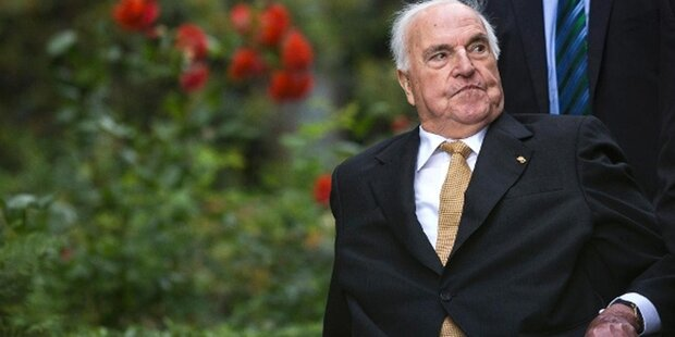 Ganz Europa trauert um Helmut Kohl