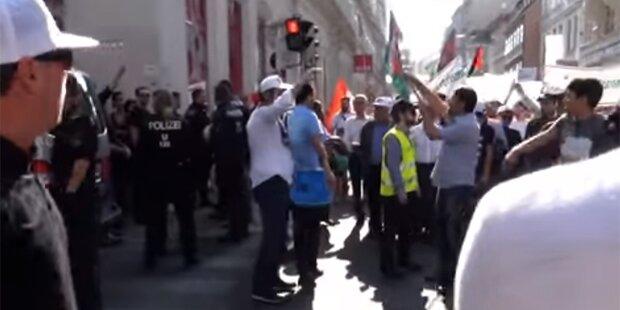 Wirbel um israelfeindliche Al-Quds-Demo in Wien