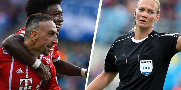 Schiri-Streich: Das sagt Franck Ribery