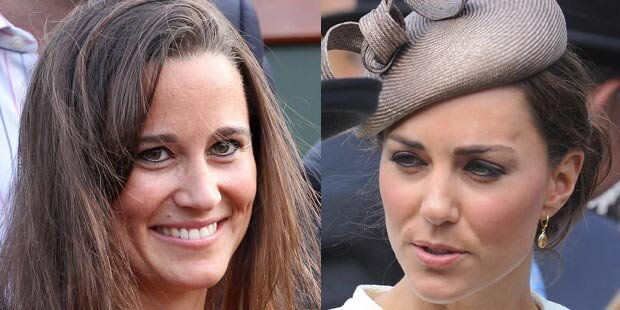 Kate ist eifersüchtig auf beliebte Pippa