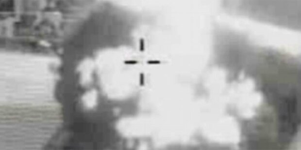 Aus 3.000 km Entfernung: Drohne stoppt ISIS-Exekution