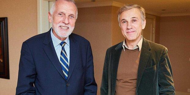Viennale: Christoph Waltz auf Heimatbesuch
