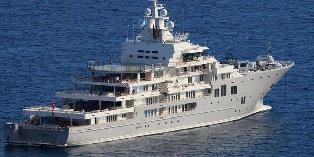 Kauft Sich Zuckerberg Diese 100 Mio Dollar Jacht