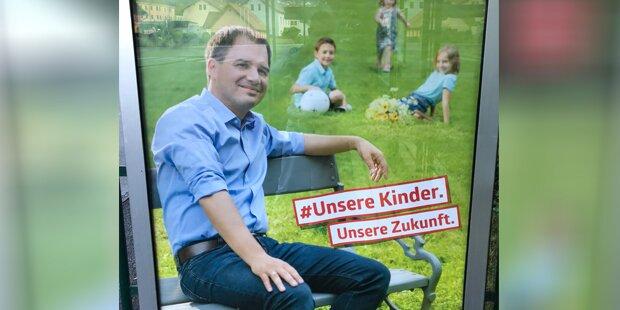 Wirbel um Finanzierung von SPÖ-Plakaten