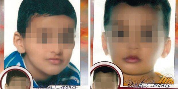 Vater entführt Kinder nach Ägypten