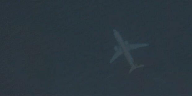 Mann findet Flieger im Meer vor Schottland