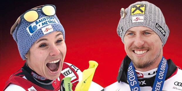Unser neues Ski-Wunder
