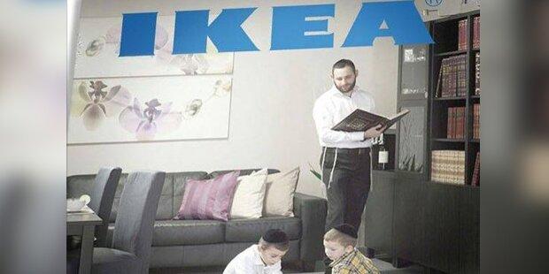 2833be1fc9 Ikea in Israel wegen Katalog ohne Frauen verklagt