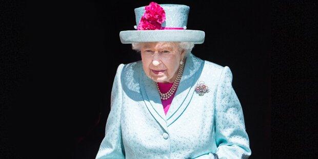 Schock für die Queen! Mann brach in Palast ein