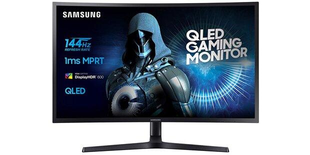 Samsung C32HG70: Bildschirm der Extraklasse im Test