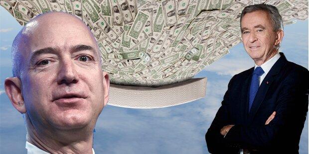 Die neue Liste der Reichsten