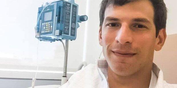 Todgeweihter Medizin-Student heilt sich selbst
