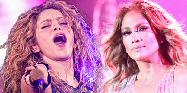 Jennifer Lopez & Shakira rocken nächsten Super Bowl