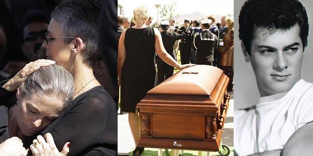 Trauriger Abschied von Tony Curtis