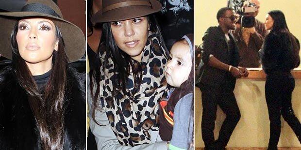 Kardashian-Schwestern erobern New York