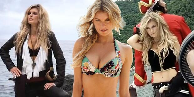 Marisa Miller: Engel als sexy Piratenbraut
