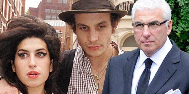 Mitch Winehouse: Blake trifft keine Schuld