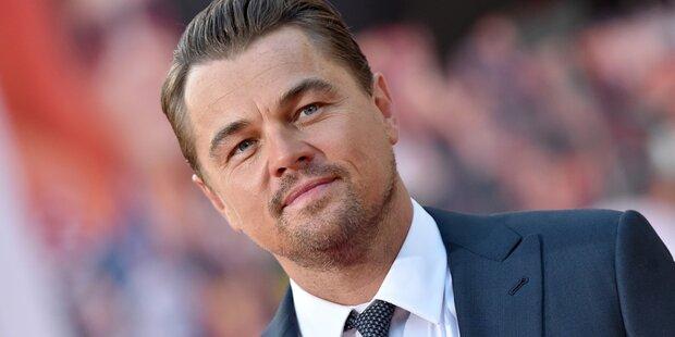 DiCaprio freut sich über veganes Menü bei Golden Globes