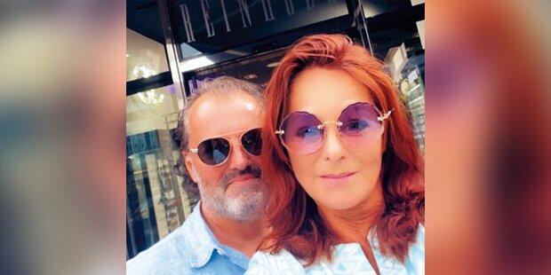 Andrea Berg: Hochzeitstag am Wörthersee