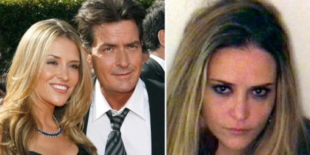 Sheen kaufte Ex-Frau aus Knast frei