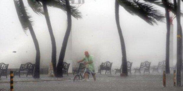 Über 440 Tote nach Unwetter auf Philippinen