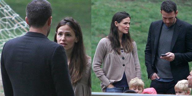 Jennifer Garner & Ben Affleck: Ehekrise?