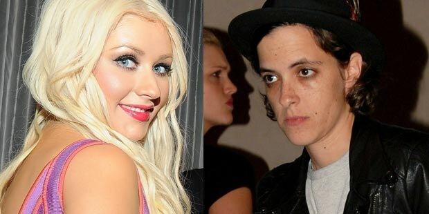 Tröstet Aguilera sich mit Lohan-Ex?