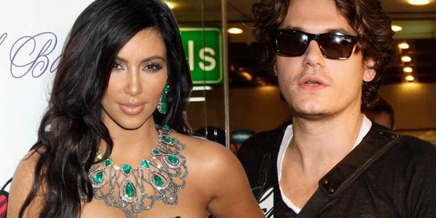 Fällt Kim jetzt auf John Mayer rein?