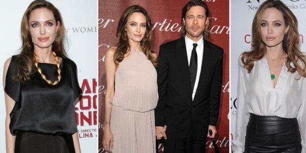Angelina Jolie: Ist sie wieder schwanger?