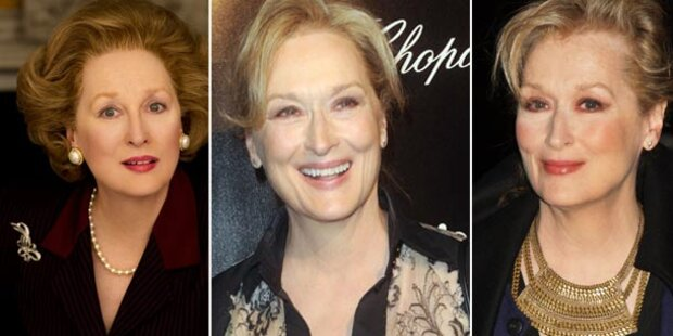 Meryl Streep: Als eiserne Lady zum Oscar?