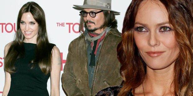 Depp & Paradis: Liebes-Krise wegen Jolie