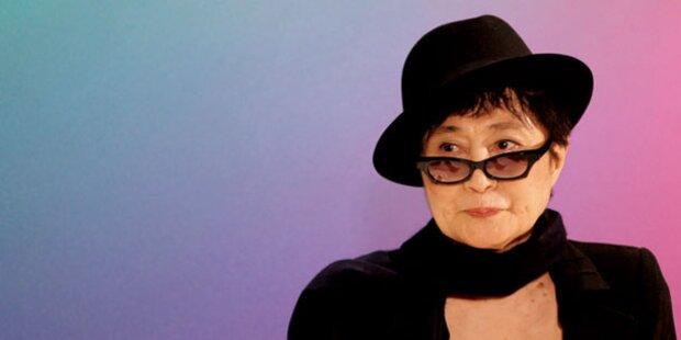 Yoko Ono in Wien