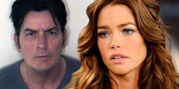 Gibt Denise Richards Ex Sheen neue Chance?