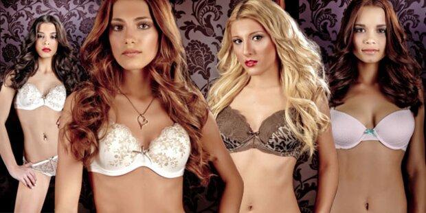 Eine hier wird Miss Austria 2012