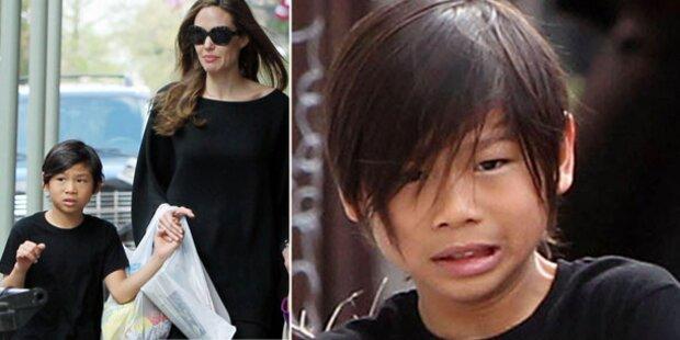 Angelina Jolie: Verliert sie ihren Sohn Pax?