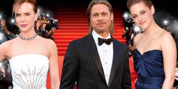 Cannes: Top-Stars zum Jubiläum