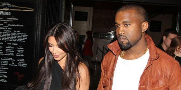 Kim Kardashian klärt ihren Beziehungsstatus