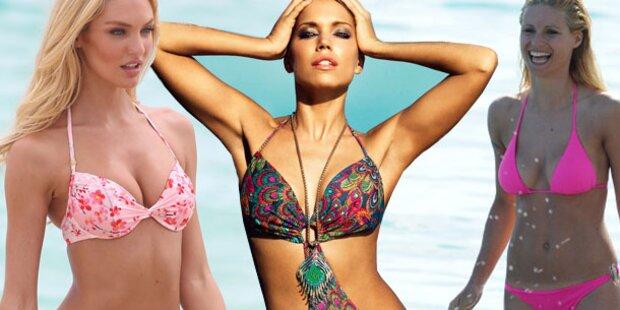 Madonna SOCIETY macht Sie zum Bikini-Star
