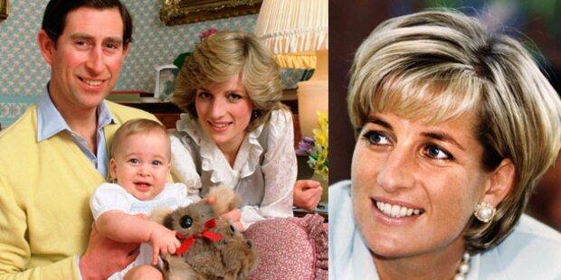 Prinzessin Diana vor 15 Jahren gestorben