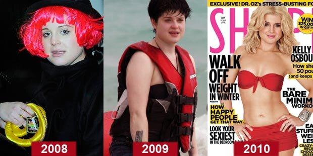 Kelly Osbourne zeigt ihre Bikini-Figur