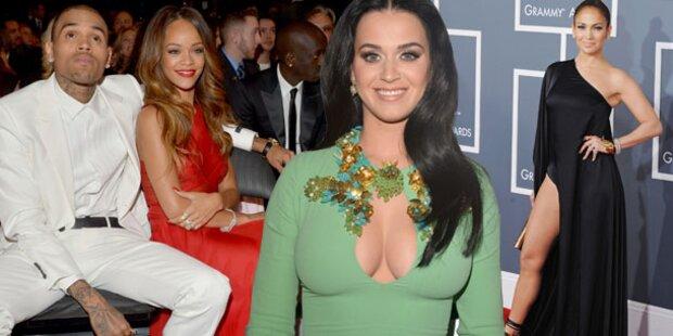 Grammys: Rihanna & Chris - 4 Jahre danach