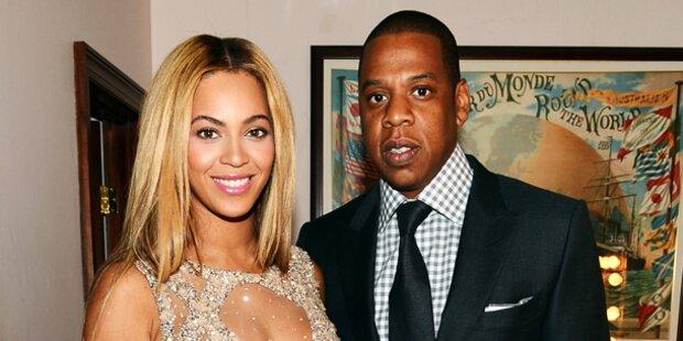 Beyoncé & Jay-Z sind Power-Paar 2013