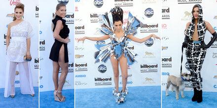 Billboard Awards: Stars zeigen schräge Looks
