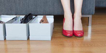 Warum wir Schuhe kaufen & sie nicht tragen