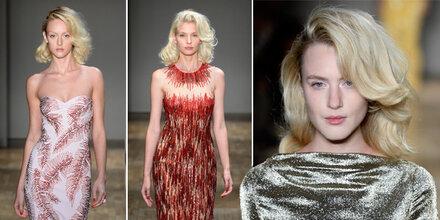 Marilyn auf der New York Fashion Week