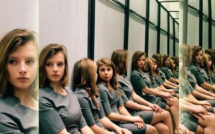 Wieviele Mädchen sind in diesem Bild?