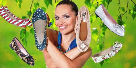 Frühlings-Hit 2011: Ja zu Ballerinas!