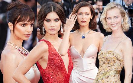 Diesen Glamour kann nur Cannes!