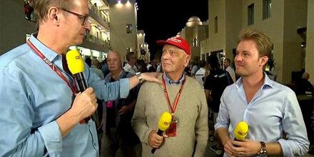 Niki Lauda für Fernsehpreis nominiert